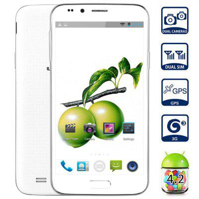 LANDVO L900 Android 4.2 3G Smartphone MTK6582 Quad Core 1.3GHz 1GB RAM 4GB ROM GPS With 5.0 inch QHD Screen