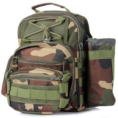 Tactical MOLLE Combination Bag Sling Chest Pouch