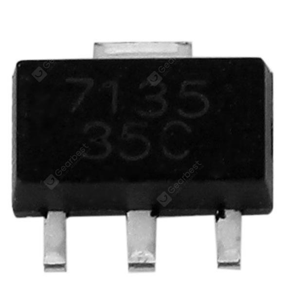 DIY Accessories 2.7 - 6V 7135 IC Small Constant Current Source Driver 350mA Output