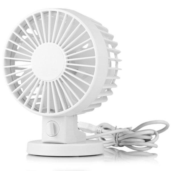 USB Multi Angle Pocket Double Blade Fan for Netbook