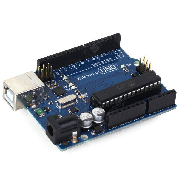 UNO R3 Arduino Development Board Микроконтроллер MEGA328P ATMEGA16U2 Совместимость