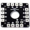 CRIUS Distribution Board with Tubes and 14AWG Silicone Cables - BLACK