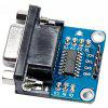 cheap RS232 Serial Port to TTL Converter Module Board for WRT / NDS 4 / Cell phone / Satellite TV Reset