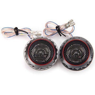 GX - 109 Built - in Crossover Neodymium Hemispherical Tweeter Audio System Equipment for Car Auto