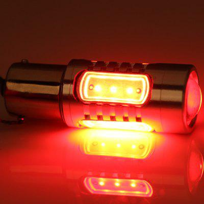 1156 5 - COB LED 7.5W 500lm Red Light Car Fog Light Headlamp (12V)