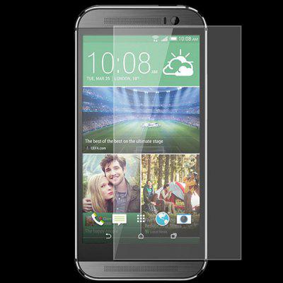 Hello Deere 0.2D Series 0.2mm 9H Hardness Tempered Glass Screen Protector for HTC One M8