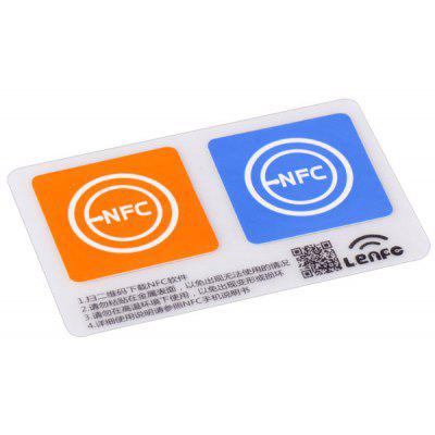 Lenfc 13.56MHZ Ntag203 NFC Smart Chip Set for NFC Cell Phones