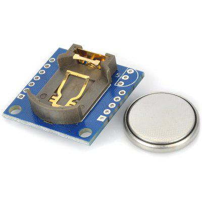 D1207003 - 428741 1 x LIR2032 DIY I2C RTC DS1307 Real Time Clock Module Compatible for Arduino