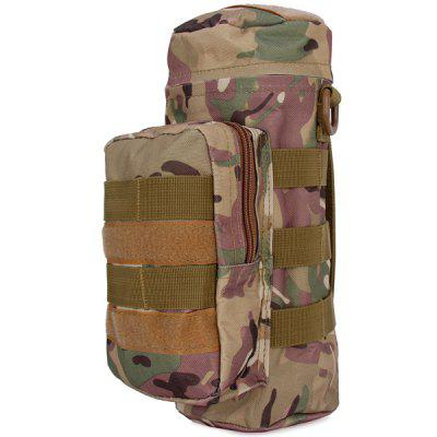 High Density Water Resistant Kettle Bag for Military Utility Travel Waist Pack Casual Kettle Bag
