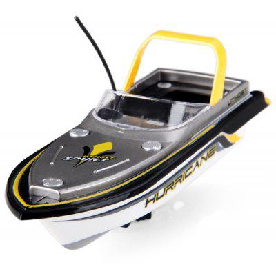 Mini Hurricane Wireless Control Boat Toy for Children