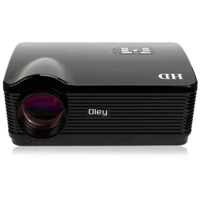 H2 Pocket Android WiFi Projector 3000 Lumens 1280 x 768 Pixels Support 2 x HDMI / 2 x USB / AV / VGA / SD Card Input