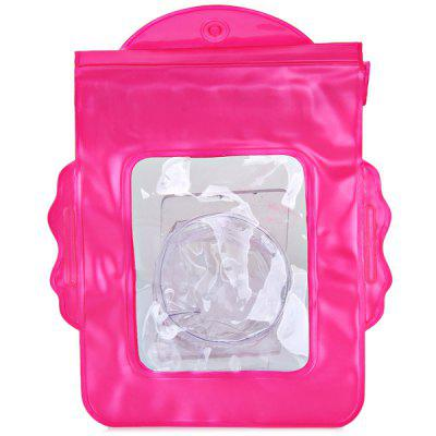 Beach Camera Case Waterproof PVC Bag Pouch for Swimming Drifting