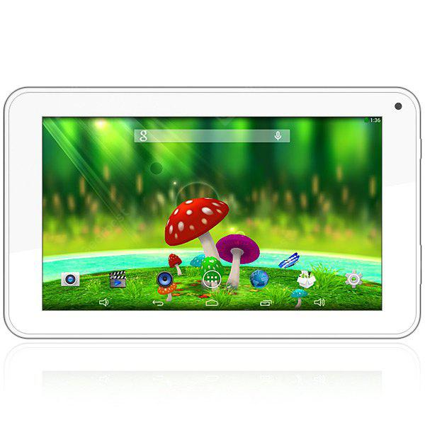 ICOO D70GT Android 4 4 Tablet PC with 7 inch WSVGA Screen RK3188 Quad Core  1 3GHz Camera 8GB ROM