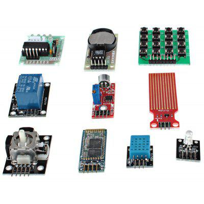 XD - 209465 Arduino RFID Main Board and Bread Board and Modules Set for Arduino