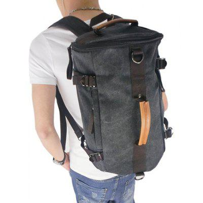 Outdoor Canvas and Splice Design Men's Backpack