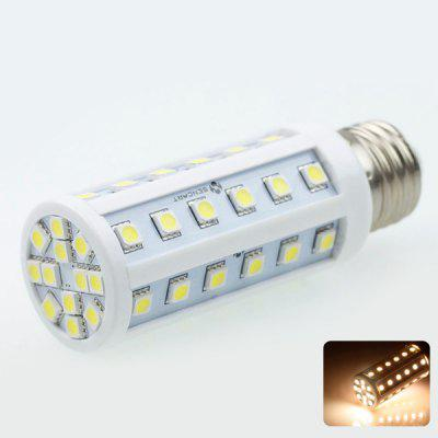 SENCART E27 5050 SMD 9W 480lm  -  520lm Warm White Exhibition 48 - LED Corn Light Bulb for Entertainment (85  -  265V)