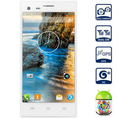 THL T11 Android 4.2 3G Phablet with 5.0 inch HD Screen MTK6592W 1.7GHz Octa Core 2GB RAM 16GB ROM GPS OTG NFC Dual Cameras