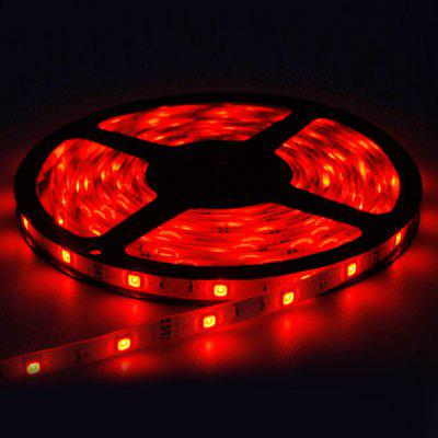 5 Meters 27W SMD - 5050 1800LM Waterproof 150 - LED Flexible Decoration Strip Light Rope Light Red