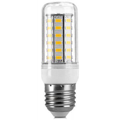 E27 1700LM 8W SMD - 5730 56 LEDs 220  -  240V Warm White LED Corn Light Bulb for Exhibition Entertainment