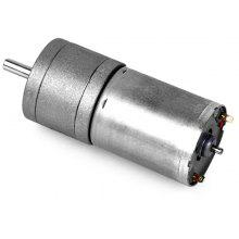 ZnDiy - BRY Practical High Torque Gear Box Motor + 12V 500RPM / DC 6V 250RPM