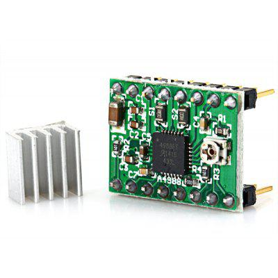 A4988 High Quality Arduino 3D Printer Reprap Stepper Motor Driver Module