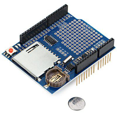 Arduino Data-Logger Shield with the FRDM-KL25Z