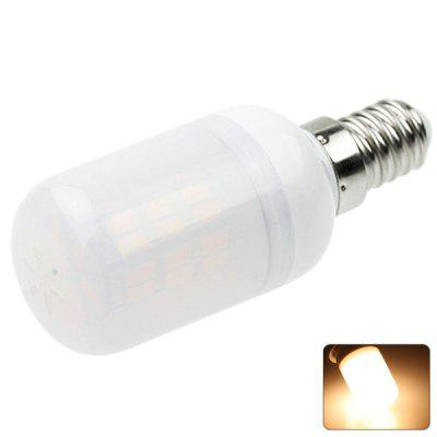 Sencart E14 42 SMD - 5730 LEDs 8W AC 12  -  16V Frosted LED Warm White Bulb Light Lamp
