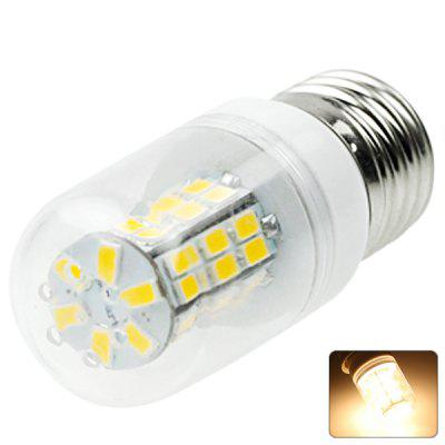 Sencart E27 SMD - 5730 8W 800  -  1200LM Warm White Light Transparent 42 - LED Corn Light Bulb for Exhibition Entertainment (AC 12  -  16V)