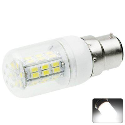 Sencart B22 SMD - 5730 8W 800  -  1200LM White Light Transparent 42 - LED Corn Light Bulb (AC 12  -  16V)