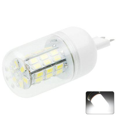 Sencart G9 42 - SMD - 5730 8W 800  -  1200LM White Light Transparent LED Corn Light Bulb (AC 95  -  260V)