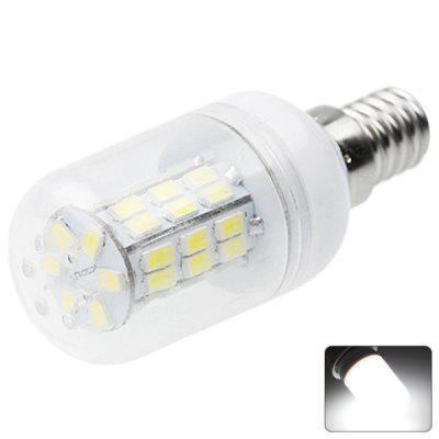 Sencart E14 42 - SMD - 5730 LED 8W 800  -  1200LM White Light Transparent 42 - LED Corn Light Bulb (AC 95  -  260V)