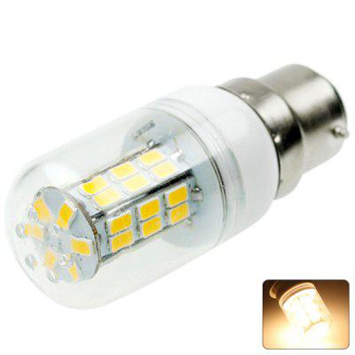 Sencart B22 42 SMD - 5730 LEDs 8W LED Transparent Corn Light Bulb (800  -  1200LM AC 95  -  260V Warm White Light)