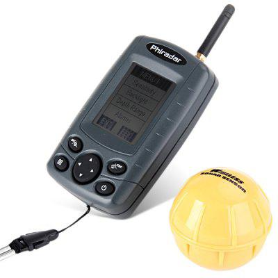 Fhiradar FF168W Wireless Control Sonar Sensor Fish Finder Outdoor Fishing Tools