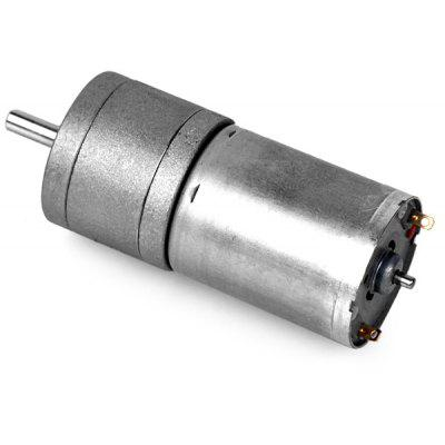ZnDiy - BRY Practical High Torque Gear Box Motor + 25GA - 80 DC 12V 80RPM / DC 6V 40RPM