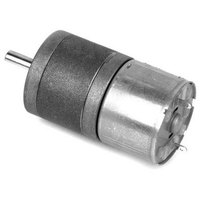 ZnDiy-BRY 25GA-6V-300 DC 6V 300rpm Powerful Motor