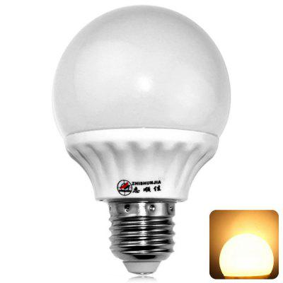 E27 9W SMD - 2835 760LM Decorative LEDs 3000K Ball Bulb (40 LEDs)