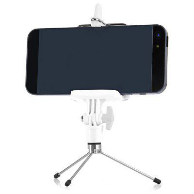 Dispho Remote Control Phone Bluetooth Stretchable Pod Self - timer  for IOS 5.0 Android 2.3.6 Above System