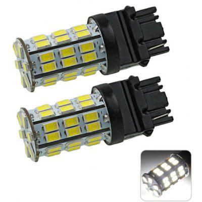 Sencart T20 3156 SMD 5730 42 LEDs 20W White Light Car Turn Signal Tail Light 1500LM DC 12  -  16V (2 pcs)