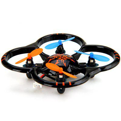 NI HUI U207 'Intruder' 2.4GHz, 4Ch, 6 Axis Gyro, mini RC Quadcopter (RTF)