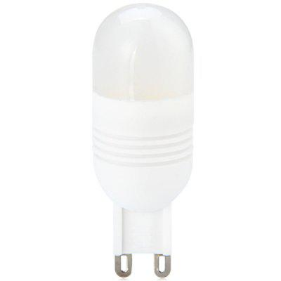 G9 7 SMD - 5730 LEDs 3W 3000 - 3500K Ceramic Milky LED Light Bulb for Appliances (200 - 240V)
