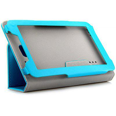 PU Leather Protective Case with Folding Stand Function ...