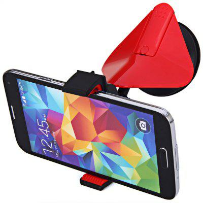 WF - 410 Universal Car Smartphone Holder 360 Degree Rotatable Phone Holder with Lock Catch Fashionable Mantis Style