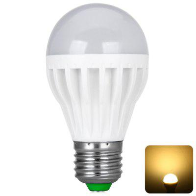 E27 320 Lumens 5W SMD - 3014 50 - LED Bulb Light with Electrical Light Switch  -  Warm White Light 110V / 220V