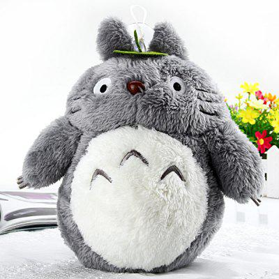 Cute 7 inches My Neighbor Totoro Plush Toy Chinchilla Small Stuffed Doll