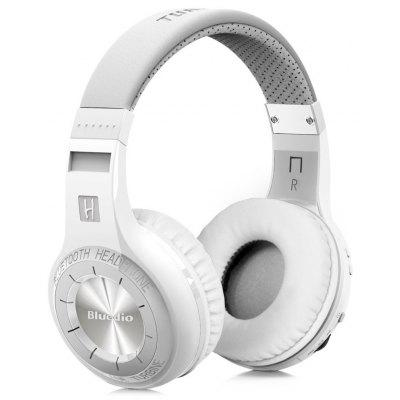 Bluedio HT H - Turbine Bluetooth Headset - WHITE
