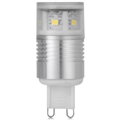 5W SMD - 2323 11 LEDs G9 Based LED Corn Light Lamp with White Light 330LM 100 - 260V  -  Frosted Cover