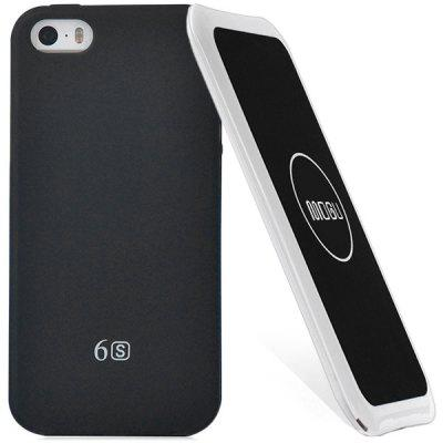 MOGU Transmetteur sans fil et Silicone Back Case Design Qi Wireless Charging Receiver Sets