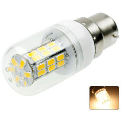 Sencart B22 SMD - 5730 8W 800  -  1200LM Warm White Light Transparent 42 - LED Corn Light Bulb (AC 12  -  16V)