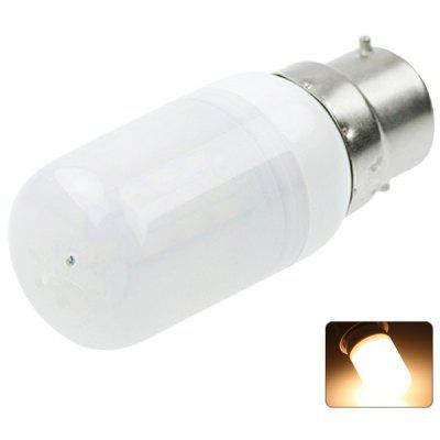 Sencart B22 42 SMD - 5730 LEDs 8W AC 12  -  16V Frosted LED Warm White Bulb Light Lamp