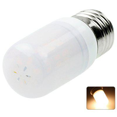 Sencart E27 42 SMD - 5730 LED's 8W AC 12 - 16V Frosted LED Warm witte lamp Light Lamp
